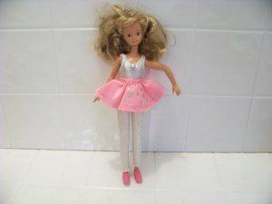 Barbie Skipper cheerleader doll Mattel 1987 vintage toy