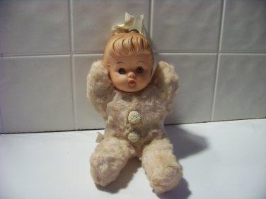 vintage Douglas rubber face doll stuffed toy