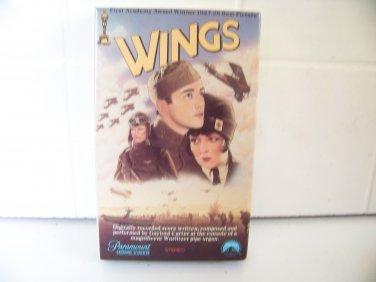 vintage movie Wings Betamax tape Beta
