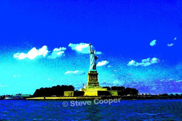 Liberty - 14 x 22