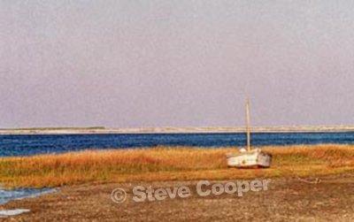 Cape Cod Boat - 15 x 24
