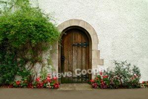 St. Andrews Door - 14 x 22