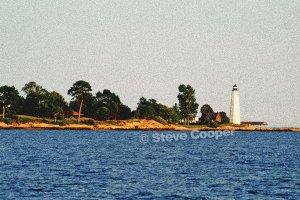 Lighthouse Point - 20 x 32