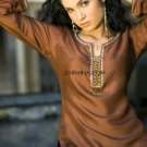 Chocolate Amber Tunic