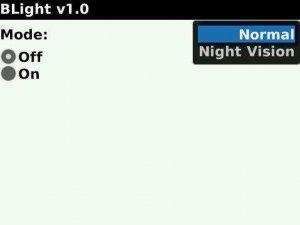 BLight (Blackberry)