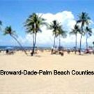 List Properties For Sale Located in Broward, Miami/Dade or Palm Beach, Counties.