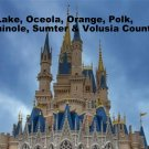 List Properties For Sale Located in Lake, Osceola, Orange, Polk, Seminole, Sumter or Volusia County