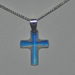 J6860-20AB Stunning Swarovski Crystal Cross