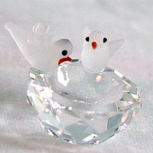 110 Crystal Bird Nest