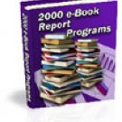 2000 Reports, eBooks & Programs