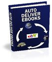 Auto Deliver Your Ebooks