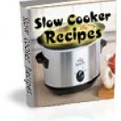 470 Slow Cooker/Crockpot Recipes