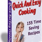 Quick and easy cooking 155 time saving recipes