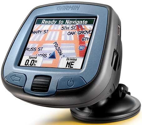 Garmin StreetPilot i3 GPS Receiver+Latest Version 8 Map