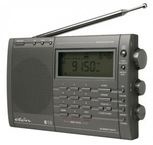 Eton E10 AM FM Shortwave Radio World Receiver SEALED