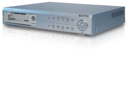 New Sentinel CCTV 4 Channel Network Digital Video Recorder DVR