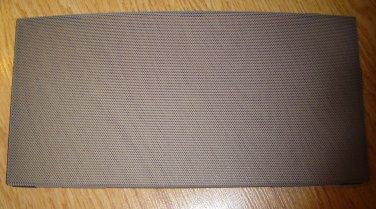 Genuine Bose Soundock Speaker Grill silver grey