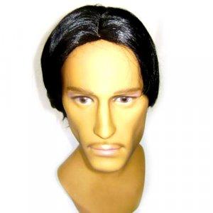 Mens Hair Pieces Black Hair
