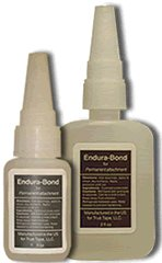 Endurabond Glue 4oz $30.00 Free Shipping