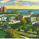 Museum of Science and Industry, Jackson Park, Chicago, Ill 46