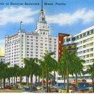 Hotels on Biscayne Boulevard, Miami, Florida
