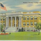 1950 Abilene Christian College, Albilene, Texas Linen