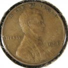 1936 Lincoln Wheat Cent Woodie