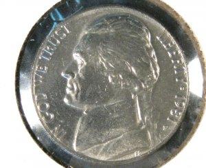 1981 P UNC Jefferson
