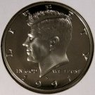1991 S Kennedy Proof #1314