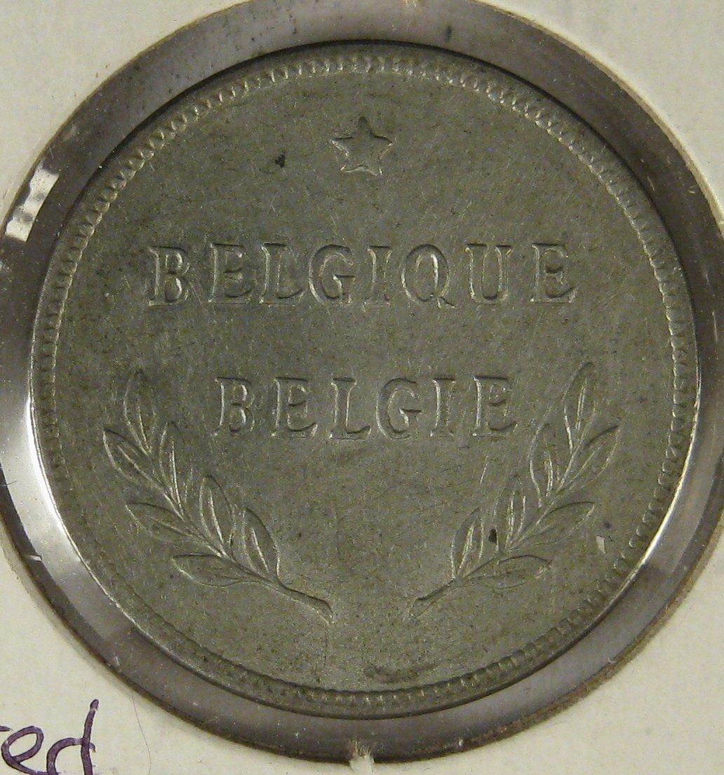 1944 Belgium 2 franc #4110