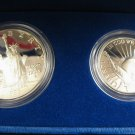 1986-S  Statue of Liberty Proof Set #4186