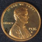 1976-S Lincoln Proof #4276