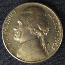 1963-D Jefferson UNC #4383