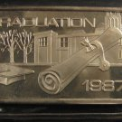 1 ounce silver bar #4478