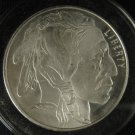 1 Ounce Silver Round #4482