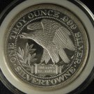 1 Ounce Silver Round #4487