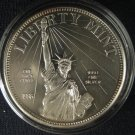 1 Ounce Silver Round #4489