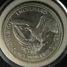 1 Ounce Silver Round #4492