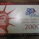2007 Silver Proof Set #4676