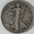 1934 Walking Liberty #4323