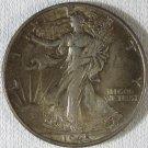 1945 Walking Liberty #4324