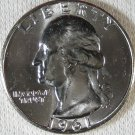1961 Washington UNC #4100