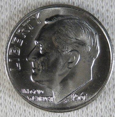 1961 Roosevelt UNC #5063