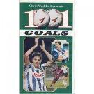1001 GOALS - Chris Waddle Presents - Soccer Goals VHS