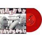 "RULE 62 FRIENDS Lethal Records, 7"", EP - 338/500 Red Vinyl"