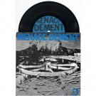 "MENACE DEMENT Nanna - Lungcast  ORGAN 001 7"", 45rpm, Single"
