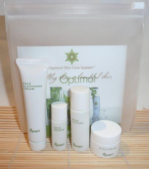 Optimal Skin Care Travel or Trial Set on Sale!