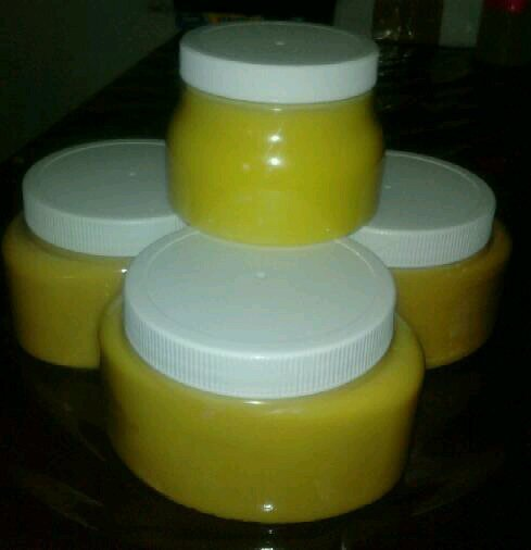 Pineapple Body Butter 8oz