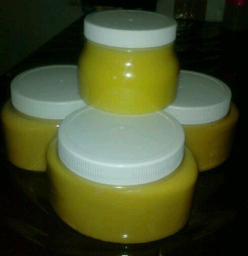 Baby Powder Body Butter 8oz