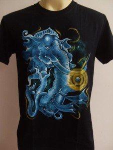Ganesha Ganesh Lord OM Hindu shirt India  M L XL #TRBBL